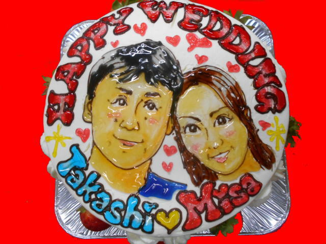 TAKASHI&MISA HAPPY WEDDING